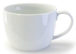 BIA Cordon Bleu Café au Lait Cup Set - White