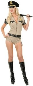 [Reno Sheriff Costume - Small - Dress Size 5-7] (Sheriff Costume Women)