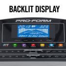 Backlit Display