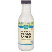 Follow Your Heart High Omega Vegan Ranch Salad Dressing, 12 Ounce -- 6 per case.