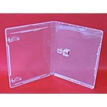 25PCS 14MM USB FLASH DRIVE CASE SUPER CLEAR BJ01