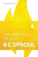 The Holiness of God 0842313702 Book Cover