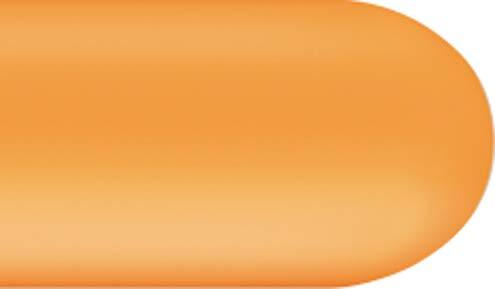 Qualatex Latex Balloons 54620-Q Q-pak Orange 260Q