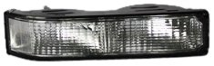 TYC 12-1409-01 Chevrolet/GMC Front Passenger Side Replacement Parking/Signal Lamp Assembly 1992 Signal Lamp