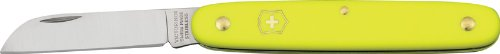 Victorinox Floral Knife Yellow