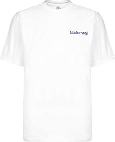 Element Joint Camiseta Optic White: Elements: Amazon.es: Deportes y aire libre
