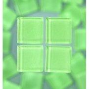 MosaixSoft 10 x 10 x 4 mm 200 g 215-piece en Verre, carrelage, Vert Clair EFCO 2289061