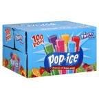 Pop-Ice 1oz Assorted Freezer Bars 100 Count