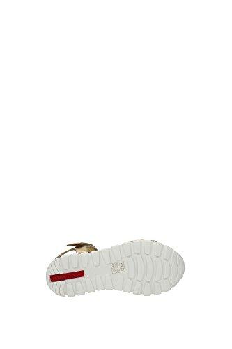 Sandalias Prada Mujer - (3X6019PLATINO) EU Oro