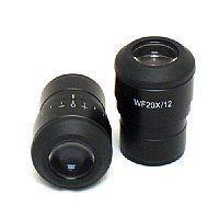 20X Eyepieces, Pair, for 6.3:1 Series