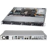 Supermicro 1U Rackmount Server Barebone System Components SYS-6017B-MTLF