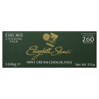 - Elizabeth Shaw Chocolate Mint Creams - 260's
