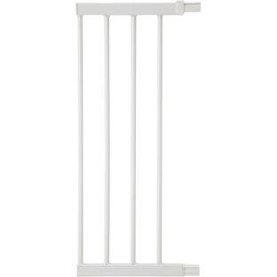 1st 28cm Safety Gate Extension - White Safety 1st 28cm