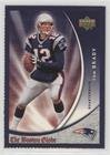 Tom Brady (Football Card) 2006 Upper Deck Boston Globe New England Patriots - [Base] #1