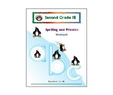 Mcruffy Press - McRuffy Press 2nd Grade Special Edition Spelling and Phonics Student Workbook