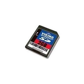 Viking InterWorks 2GB SD Flash Memory Expansion Card SD2GB