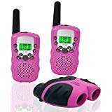 JRD&BS WINL Outdoor Toys for 3-12 Year Old Boys, Walkie Talkies for Kids