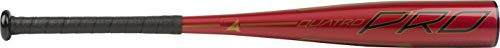 Rawlings 2020 Quatro Pro Youth Coach or Machine Pitch Baseball Bat, 26 inch (-11)