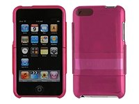 Speck SeeThru Hard Plastic Shell Case for iPod touch 2G, 3G (Pink)