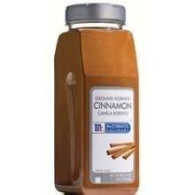 McCormick Korintji Cinnnamon - 16 oz. container, 6 per case by McCormick