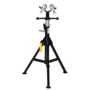 Sumner 781316 ST-987 Lo Fold-A- Jack, Rubber Wheels, 21'' to 36'' Adjustable Height, 2500 lb. Capacity