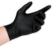 Black-Advance-Nitrile-Examination-Powder-Free-Gloves-Black-63-mil-Heavy-Duty-Medical-Grade-1000pcscase-Case-of-10-boxes-100box-by-Diamond-Gloves