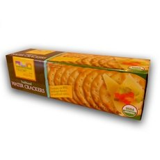 Field Day Crackers Organic Traditional Water, 12 Count by Field Day