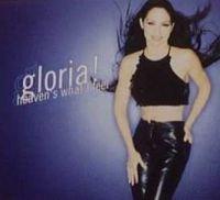 Gloria Cd Single (Heaven's What I Feel / Gloria's Hitmix)