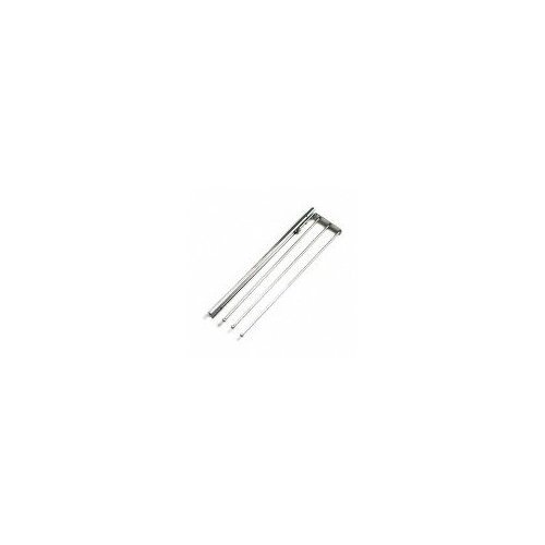 Towel Rack, 3 Bar Side Mount