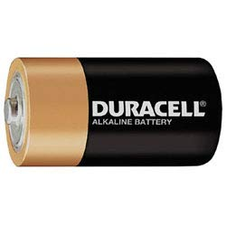 Replacement For MN1300BKD DURACELL COPPERTOP D BULK CASE OF 72 (SIX 12 PACKS) Battery by Technical Precision (Image #1)