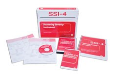 Sammons Preston Ssi-4: Stuttering Severity Instrument - Fourth Edition (kit)