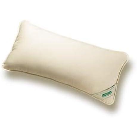 Samina Orthopedic Pillow 100 Organic Virgin Sleep Wool Standard Bio Ceramic 20 X 31 For Healthy Sleep