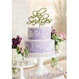 She Said Yes Wedding Oath Glitter Cake Topper for Wedding Keepsake