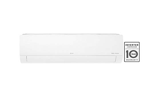LG 1.0 Ton 5 Star 2019 Split AC (KS-Q12HNZD, Blue;White)