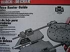 Black & Decker Router - 4