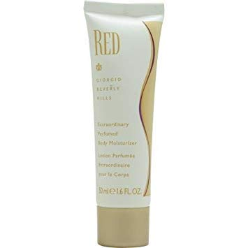 (Red By Giorgio Beverly Hills For Women, Body Lotion 1.6 Oz)