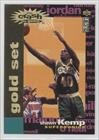 Shawn Kemp (Basketball Card) 1995-96 Upper Deck Collector's Choice - Prize Crash the Game - Gold Scoring - Gold C21