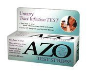 AZO UTI TEST STRIPS 3 EACH Personal Healthcare / Health Care
