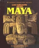 Front cover for the book Lost Kingdom of the Maya by Gene S. Stuart