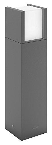 Philips myGarden LED Sockelleuchte Arbour Aluminium 6 W Grau 164629316