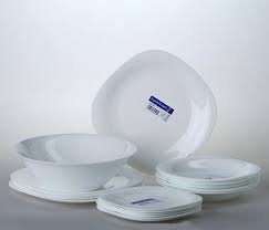 Luminarc Carine Plates (Sets of 6) Free UK Postage (19cm Dessert Plates) Amazon.co.uk Kitchen \u0026 Home & Luminarc Carine Plates (Sets of 6) Free UK Postage (19cm Dessert ...