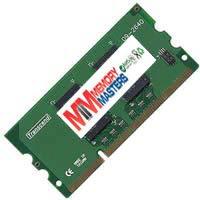 MemoryMasters 512MB PC2-3200 (400Mhz) 144 pin DDR2 SODIMM CC416A - Ddr2 3200 Sodimm Memory
