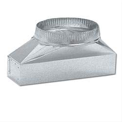 """Price comparison product image Broan T460 3-1/4"""" to 14"""" x 7"""" Vent Adapter"""