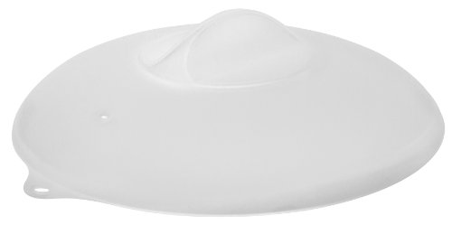 Zak Designs 0025-M781 Zakwave Microwave-Safe Silicone Lid, Clear by Zak Designs