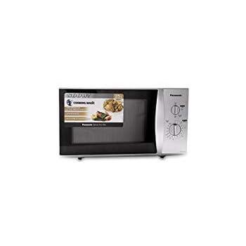 Amazon Com Panasonic Nn St34hm 25 Liter Microwave Oven