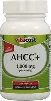 Vitacost AHCC Vitamin 000 serving