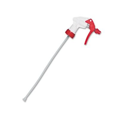 (IMPACT PRODUCTS Trigger Sprayer 9.875In Red White Impact, 200 CS)