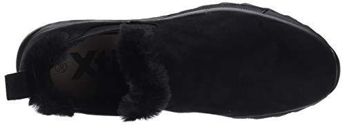 Negro 48558 Noire Femme Bottes Negro Xti nSWpgW