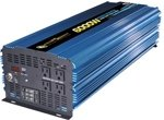 (Power Bright PW6000-12 Power Inverter 6000 Watt 12 Volt DC To 110 Volt)