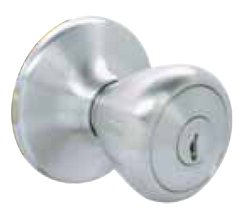 Ultra Hardware 43977 Stainless Steel Privacy Lockset Ultra Security Series
